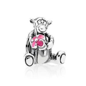 Discontinued Authentic Pandora Disney Tigger Charm